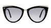 Prive Revaux Celeste by Dove Cameron Women's Sunglasses Grey/Black