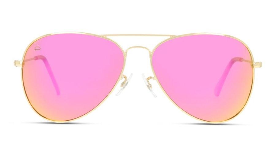 Prive Revaux Commando Unisex Sunglasses Grey / Gold