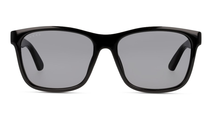 Gucci GG 0746S Men's Sunglasses Grey/Black