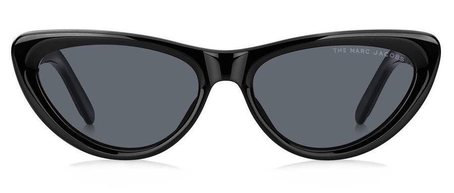 Marc Jacobs MARC 457/S Women's Sunglasses Grey/Black