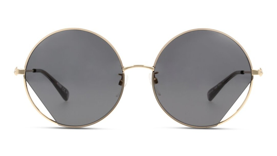Moschino MOS 073/G Women's Sunglasses Grey/Gold