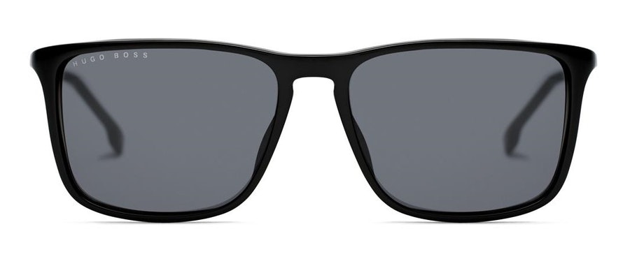 Hugo Boss BOSS 1182/S Men's Sunglasses Grey/Black