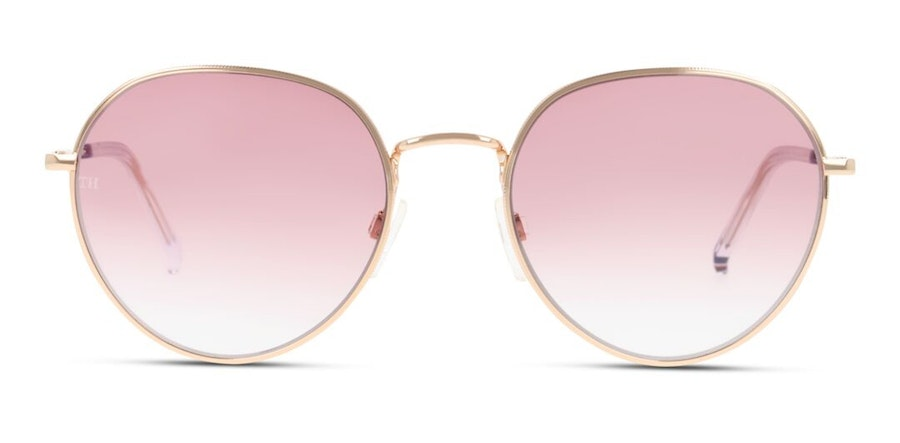 Tommy Hilfiger TH 1711/S Women's Sunglasses Pink / Gold