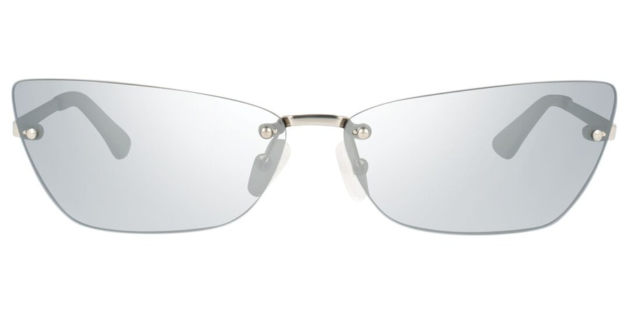 Prive Revaux Goldie by Olivia Culpo Unisex Sunglasses Grey/Silver