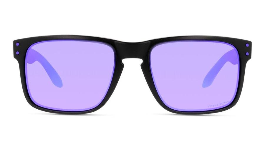 Oakley Holbrook OO 9102 Men's Sunglasses Violet / Black