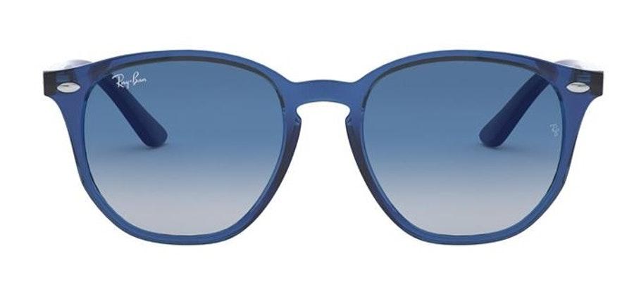 Ray-Ban Juniors RJ 9070S Children's Sunglasses Blue/Blue