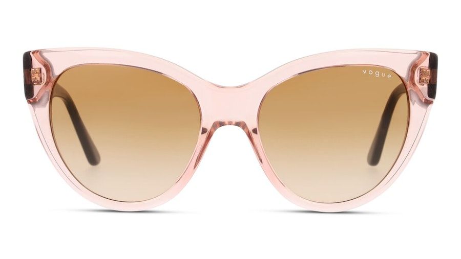 Vogue VO5339S Women's Sunglasses Brown/Pink