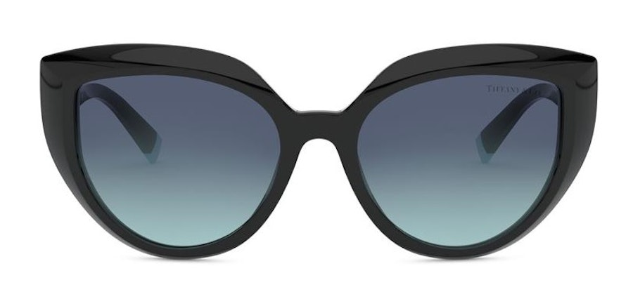 Tiffany & Co TF 4170 Women's Sunglasses Blue / Black