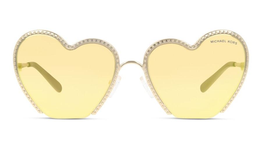 Michael Kors MK 1068 Women's Sunglasses Gold/Gold