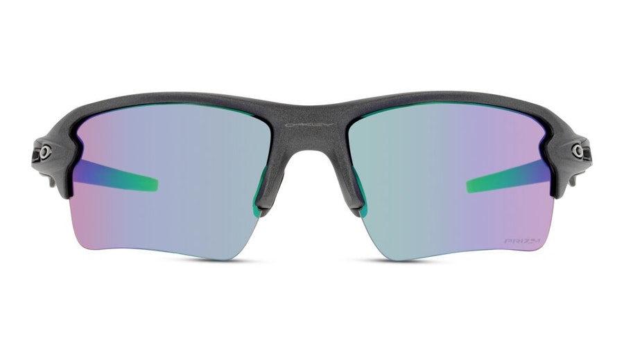 Oakley Flak 2.0 XL OO 9188 Men's Sunglasses Violet/Black