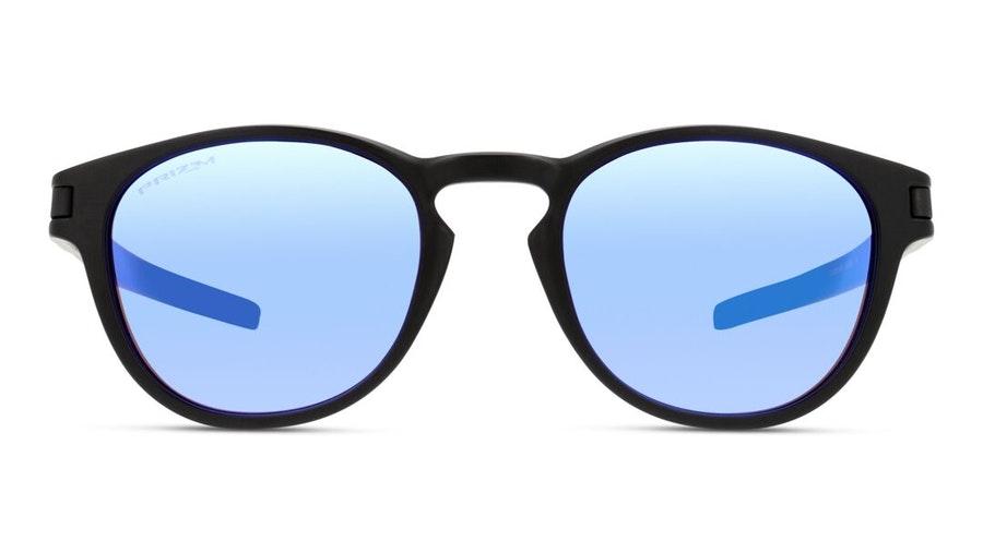 Oakley Latch OO 9265 Men's Sunglasses Violet/Black