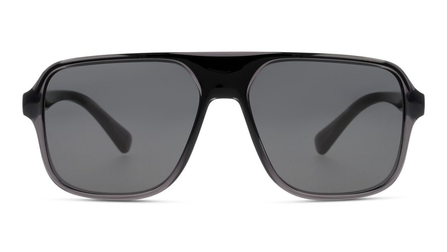 Dolce & Gabbana DG 6134 Men's Sunglasses Grey/Black
