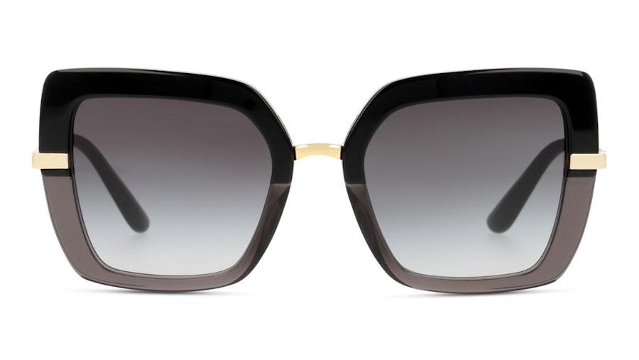 Dolce & Gabbana DG 4373 Women's Sunglasses Grey / Black