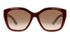 Burberry BE 4261 Women's Sunglasses Brown/Red