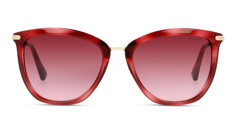 Ralph by Ralph Lauren RA5245 Women's Sunglasses Burgundy/Burgundy