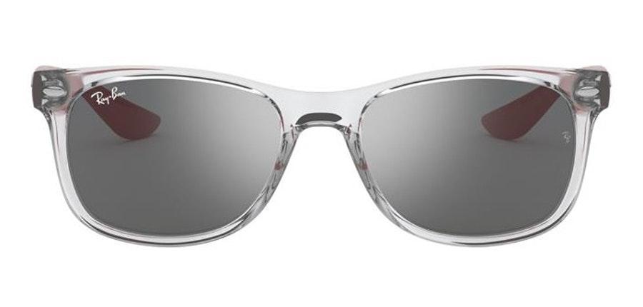 Ray-Ban Juniors RJ 9052S Children's Sunglasses Grey/Grey