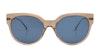 Scotch & Soda SS 7005 Women's Sunglasses Blue/Beige