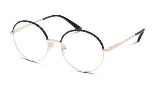 VNR 187 Women's Glasses Transparent / Black