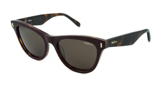 SML 035 (OU86) Sunglasses Brown / Red