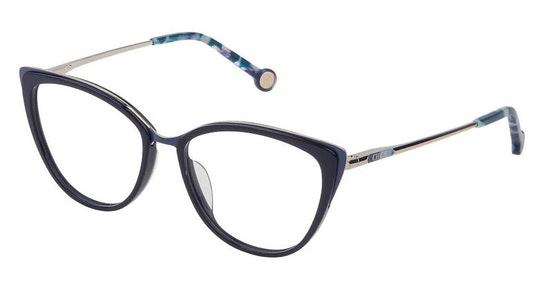 VH E853 (09AG) Glasses Transparent / Blue
