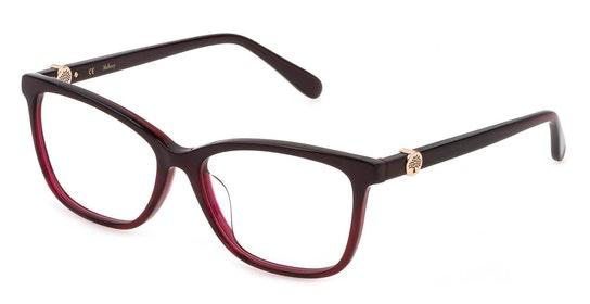 VML 101 (0GFP) Glasses Transparent / Red