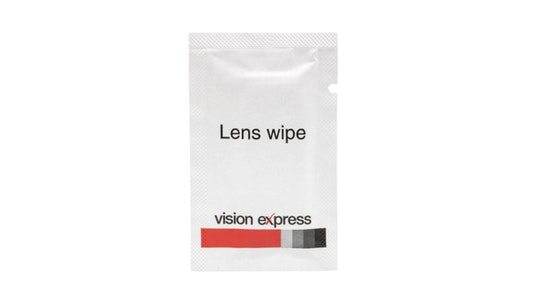 Glasses Lens Cleaning Wipes 10 Pack