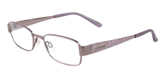 276 (C29) Glasses Transparent / Pink