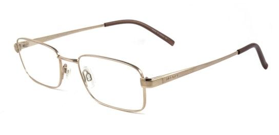288 (C10) Glasses Transparent / Gold