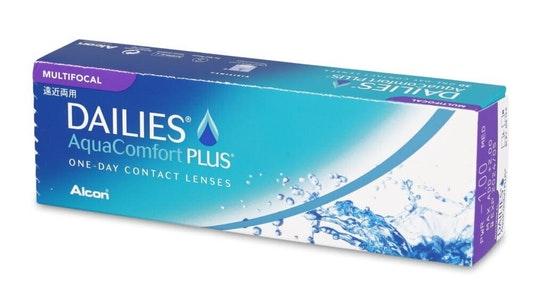 Dailies AquaComfort Plus (1 day multifocal)