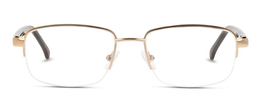 DbyD DB H12 Men's Glasses Gold