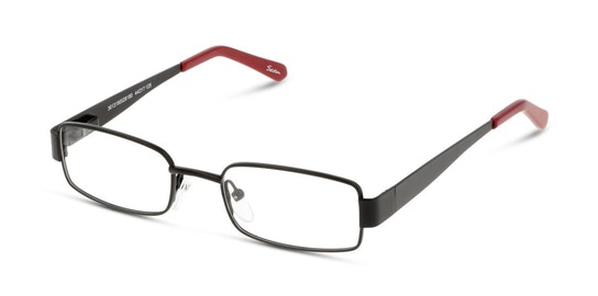 SN K11 (C02) Children's Glasses Transparent / Black