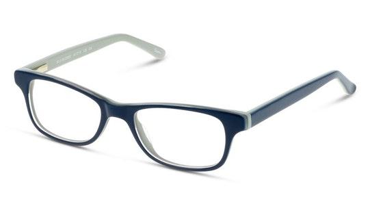 SN B09 Children's Glasses Transparent / Navy