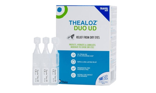 Single Unit Doses Dry Eye Drops