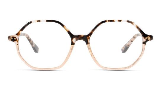 Daisy 1 Women's Glasses Transparent / Tortoise Shell