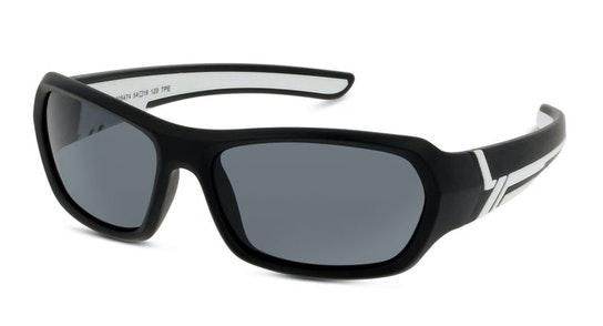 AK17 (BB) Children's Sunglasses Grey / Black