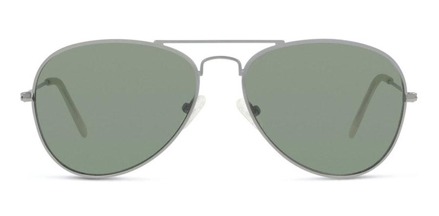 Seen BM37 Unisex Sunglasses Green / Gold