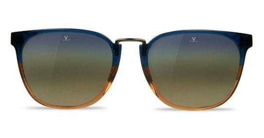 Cable Car VL 1624 Men's Sunglasses Grey / Blue