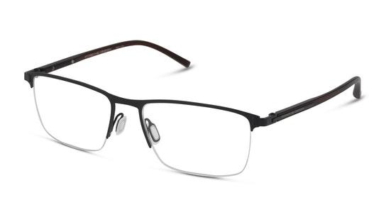 P8371 (Large) (A) Glasses Transparent / Black