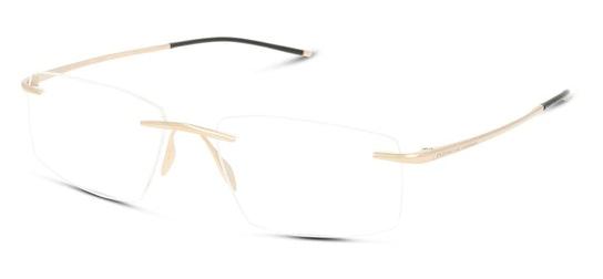 P8362 (Large) (B) Glasses Transparent / Silver