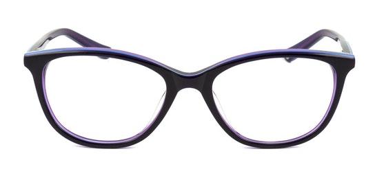 Tesia (C3) Children's Glasses Transparent / Violet