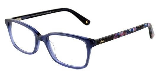 JO 1018 Women's Glasses Transparent / Blue