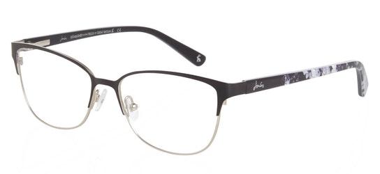 Edith JO 1025 Women's Glasses Transparent / Black