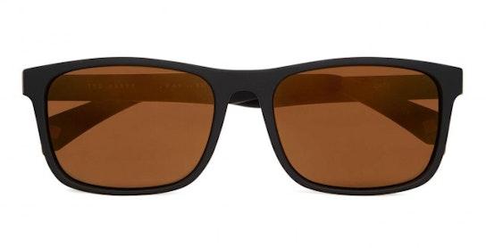 Vaughn TB 1493 Men's Sunglasses Brown / Red