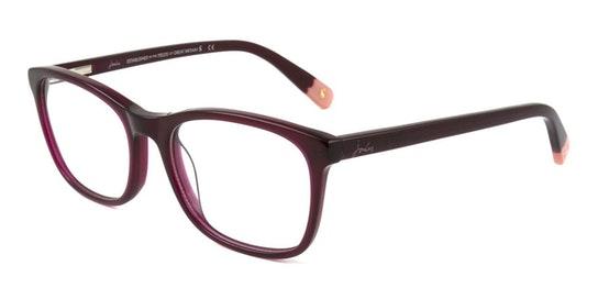 JO 1016 Children's Glasses Transparent / Red