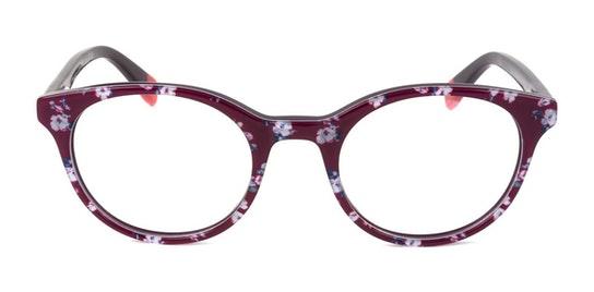 JO 1017 Children's Glasses Transparent / Red
