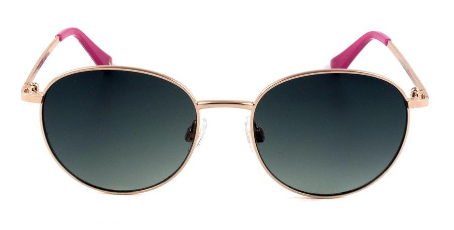 Joules Sydenham JS 5014 Women's Sunglasses Green / Pink