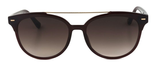 Solene TB 1539 Women's Sunglasses Brown / Red