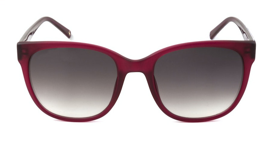 Joules Woolacombe JS 7054 Women's Sunglasses Grey / Red