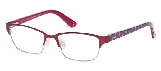 Isabel JO 1014 Women's Glasses Transparent / Red