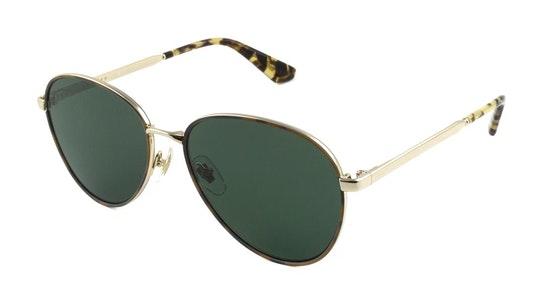 SD 7009 (912) Sunglasses Green / Gold
